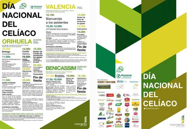 díptico día internacional del celiaco 2017
