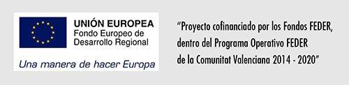 Proyecto FEDER de la UE