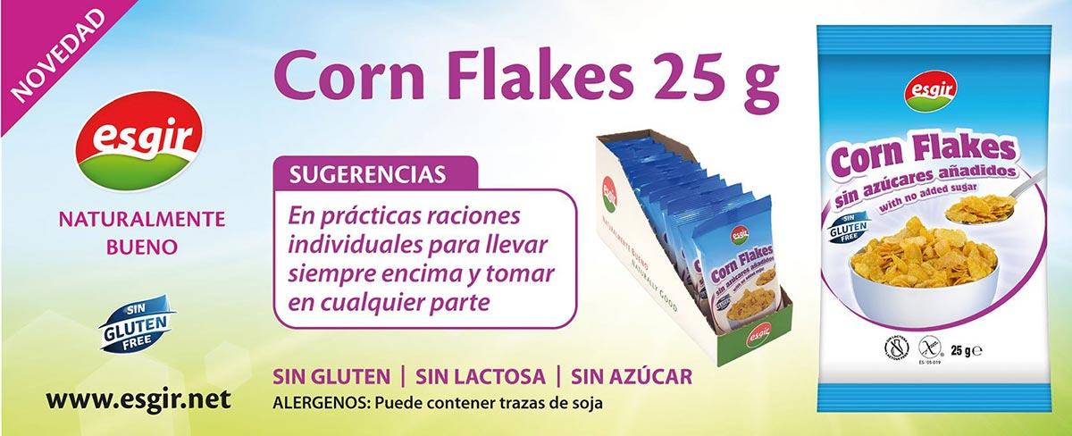 Corn flakes sin gluten sin lactosa y sin az car paquete for Cocinar quinoa hinchada