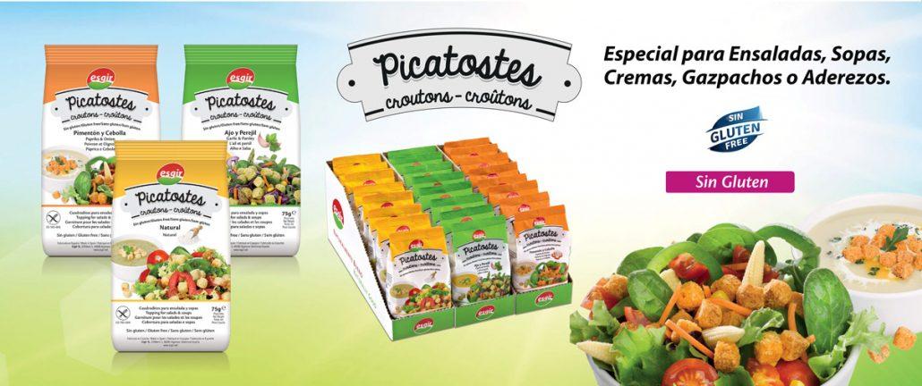 Esgir lanza un nuevo producto picatostes sin gluten for Cocinar quinoa hinchada