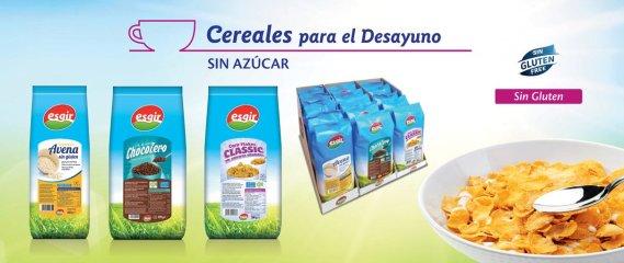Cereales sin azúcar