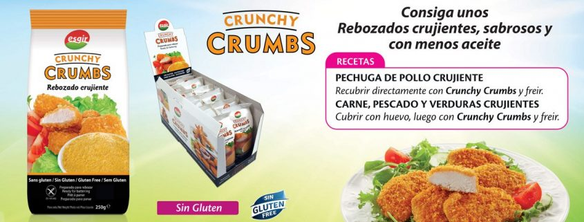 Panko Crunchy Crumbs