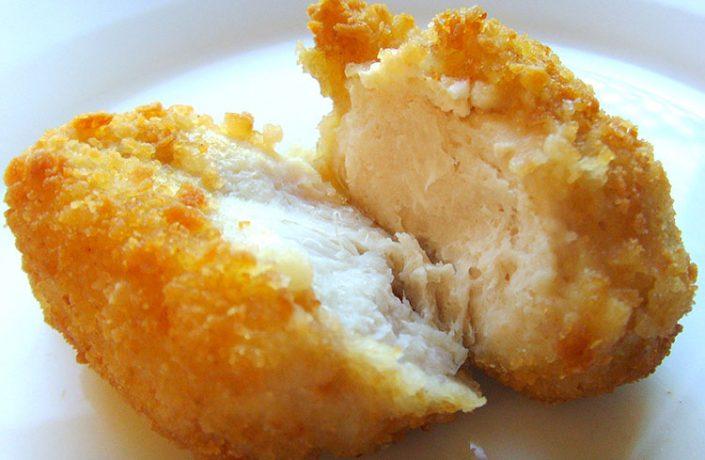 Pollo rebozado Crunchy Crumbs