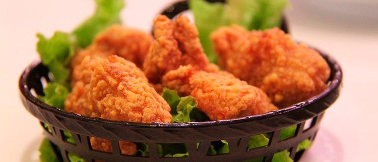 Cómo preparar pollo crujiente, Esgir