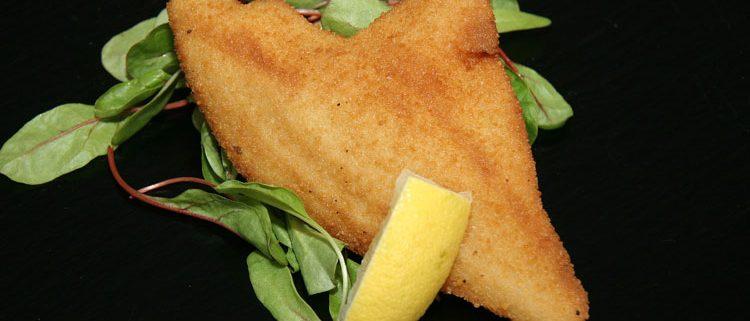Recetas sin gluten, sardina rebozada con Crunchy Crumbs ajo y perejil, Esgir