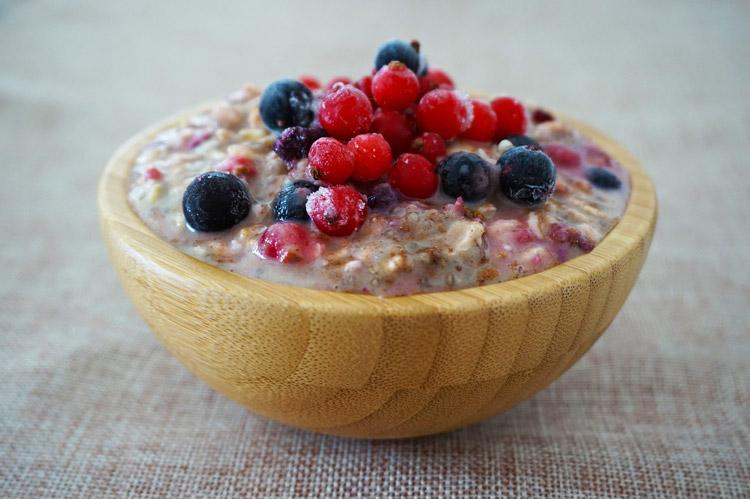 Meriendas sin tacc ideas para todos los d as esgir cereales for Cocinar quinoa hinchada