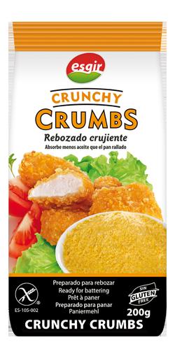 Preparado para rebozar Crunchy Crumbs